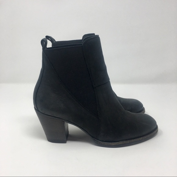 ba62de576266 Paul Green Jules Black Ankle Boots US 6. M 5bb2ee2c409c15e8c3fdd4dc